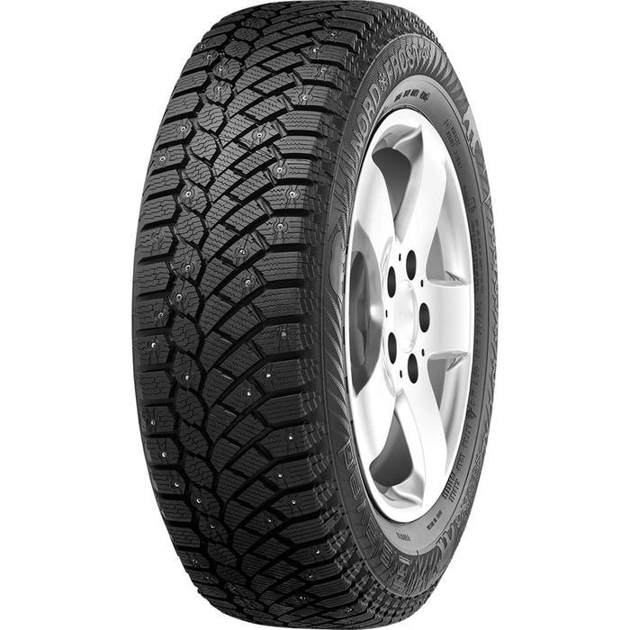 Зимняя шипованная шина Gislaved Nord Frost 200 ID XL 215/55 R16 97T