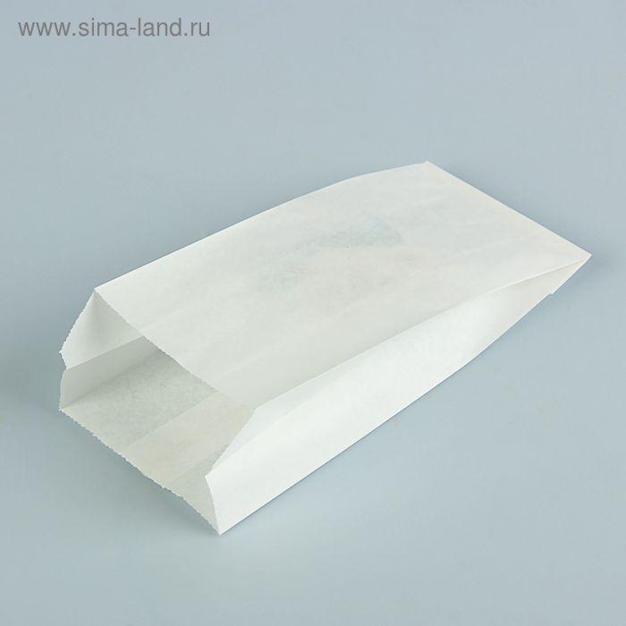 Пакет фасовочный для быстрой еды 18,5 х 8 х 4,5 см