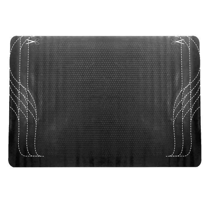 Универсальный коврик в багажник Luazon, размер 116х83 см