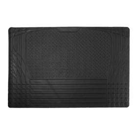 Universal boot Mat, size 116x83 cm, black.