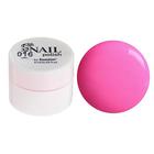 Гель-краска для ногтей трёхфазный LED/UV, 8мл, цвет 16 неоновый розовый