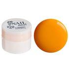 Гель-краска для ногтей трёхфазный LED/UV, 8мл, цвет 20 жёлто-оранжевый
