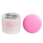 Гель-краска для ногтей трёхфазный LED/UV, 8мл, цвет 23 нежно-розовый