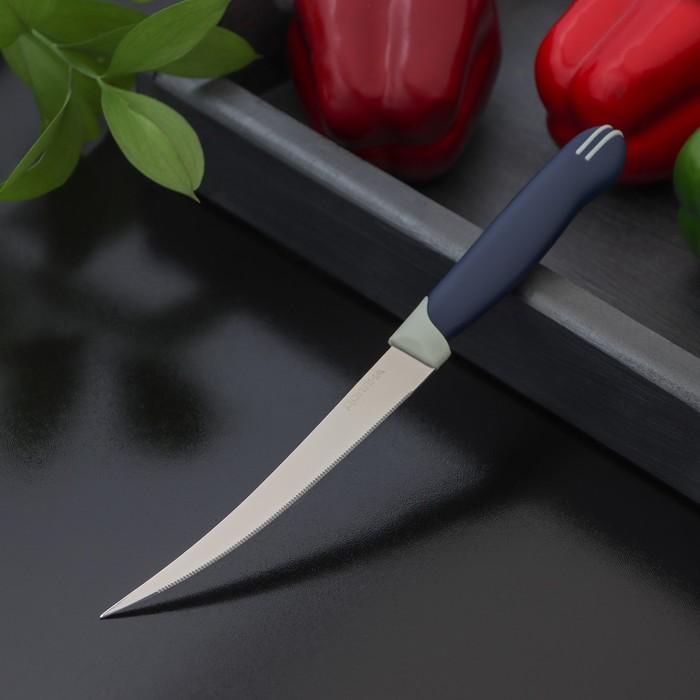 """Нож """"Страйп"""" зубчатое лезвие 11,5 см"""