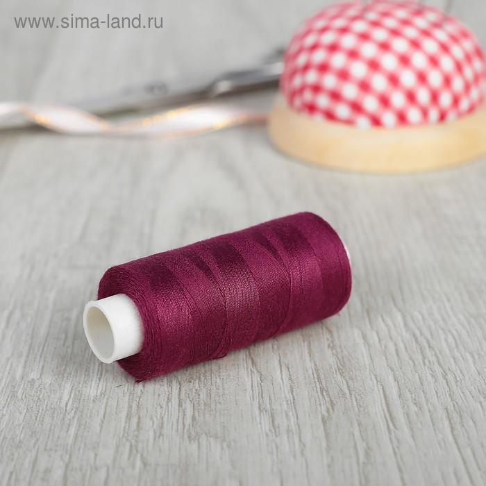 Нитки 40/2, 365м, №150, цвет фиолетовый
