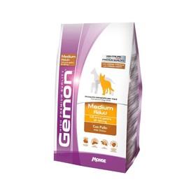 Сухой корм Gemon Dog Medium для взрослых собак средних пород, курица, 15 кг.