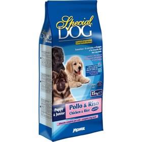Сухой корм Special Dog для щенков, курица/рис, 15 кг.