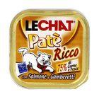 Влажный корм Lechat  для кошек, лосось/креветки, ламистер, 100 г