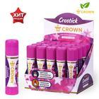 Клей-карандаш Magic 8 г Crown с цветным индикатором