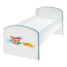 Детская кроватка «Навстречу приключениям», ЛДСП Ош