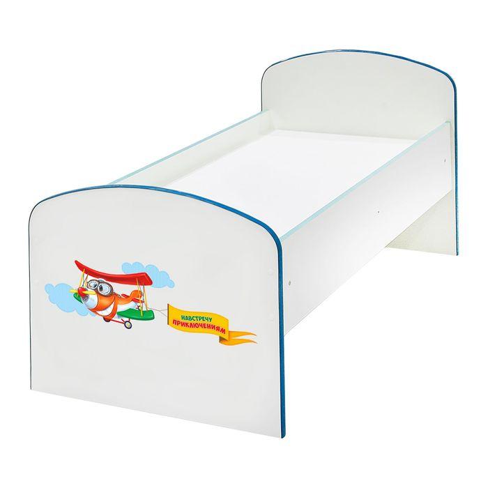 Детская кроватка «Навстречу приключениям», ЛДСП