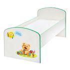 Детская кроватка «Весёлые друзья», ЛДСП - фото 106547255
