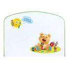 Детская кроватка «Весёлые друзья», ЛДСП - фото 106547256