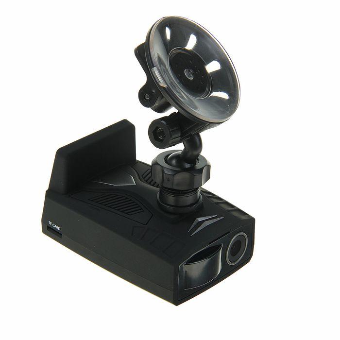 """Видеорегистратор с радар-детектором Artway MD-102, GPS, 2"""" TFT, обзор 140°, 1920х1080 FHD"""