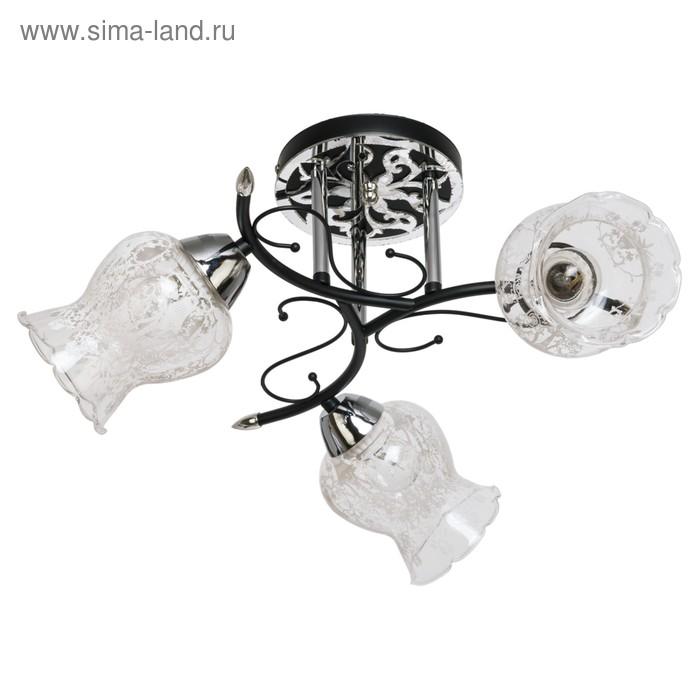 """Люстра """"Триони"""" 3 лампы"""