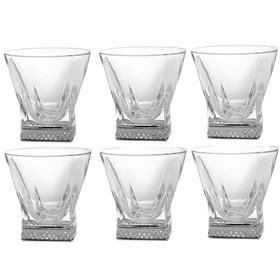 Set of 6 piles for vodka