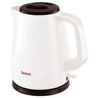 Чайник электрический Tefal KO1501.30, 2400 Вт, 1.5 л, пластик, белый