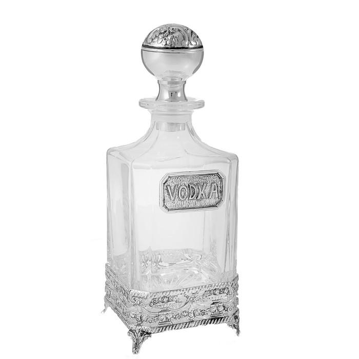 "Графин для водки ""Vodka"", 650 мл"