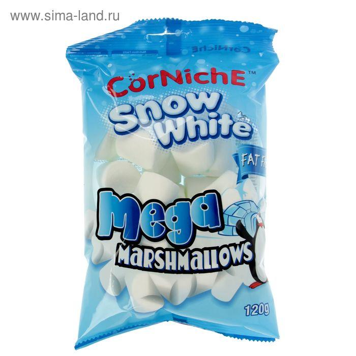 Воздушный зефир Marshmallow «CorNiche» Снежок 120 гр