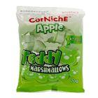 Воздушный зефир Marshmallow «CorNiche» Тедди яблоко 70 гр