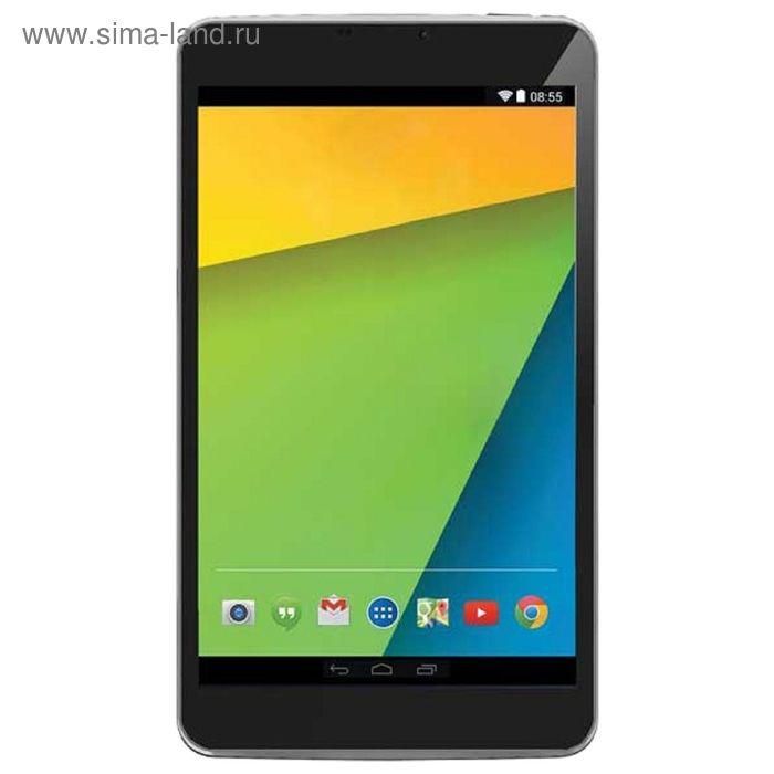 "Планшет Supra M843G 3G TFT IPS 8"",1280x800,8Gb,Wi-Fi,BT,GPS,Android"