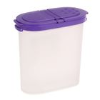 Емкость для специй 270 мл, цвет фиолетовый