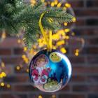 """Подарочная коробка """"Новогодняя ночь"""", шар, 10 см"""