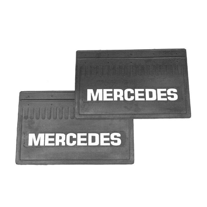 Брызговики на грузовики для MERCEDES, 600х400 мм
