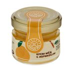 Крем-мёд с курагой ТМ Добрый мёд, 30 гр