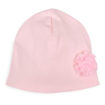 """Головной убор для девочки """"Ветер"""", размер 56, цвет светло-розовый"""