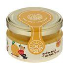 Крем-мёд с курагой ТМ Добрый мёд, 120 гр