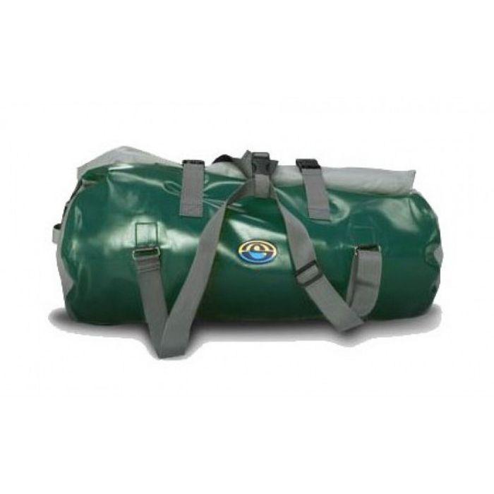 Гермосумка 45 л, зеленая