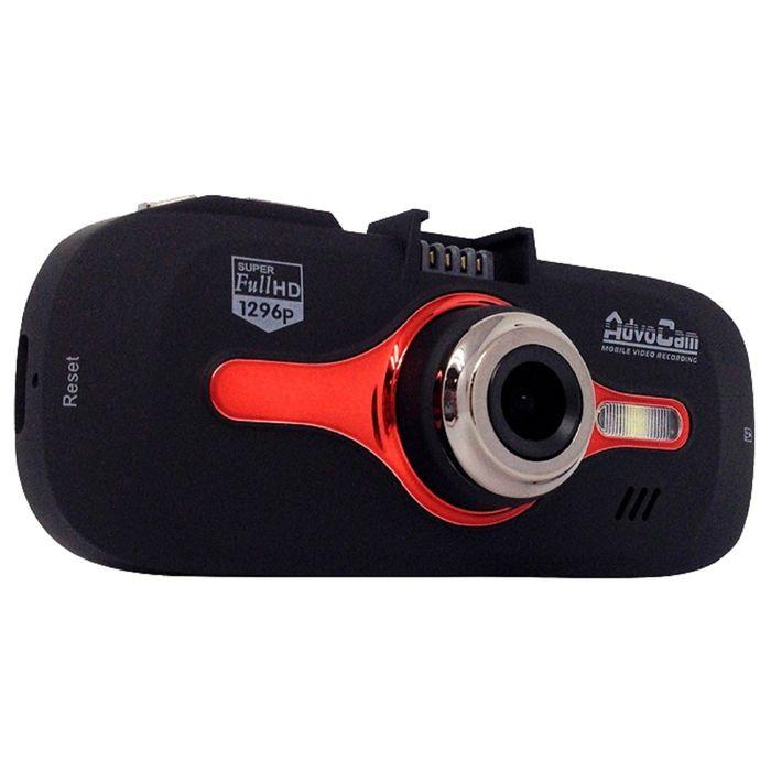 Видеорегистратор AdvoCam-FD8 Red-II GPS+ГЛОНАСС, автомобильный