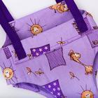 Детские прыгунки-качели 2 в 1 Baby Jamp, на экспандерном шнуре, цвета МИКС - фото 958203