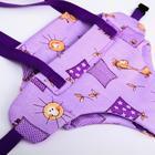 Детские прыгунки-качели 2 в 1 Baby Jamp, на экспандерном шнуре, цвета МИКС - фото 1348551