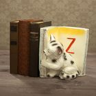 """Подставка для книг """"Котята - Z"""", зеленый 20см"""