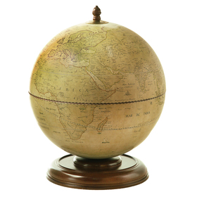 Globe bar table