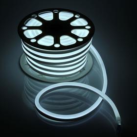 Flexible neon 15 x 25 mm, 25 metres, LED-120-SMD2835, 220 V, WHITE