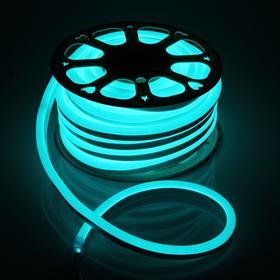 Гибкий неон, 15х25 мм, 25 м, LED/м-80-SMD5050-220 V, RGB