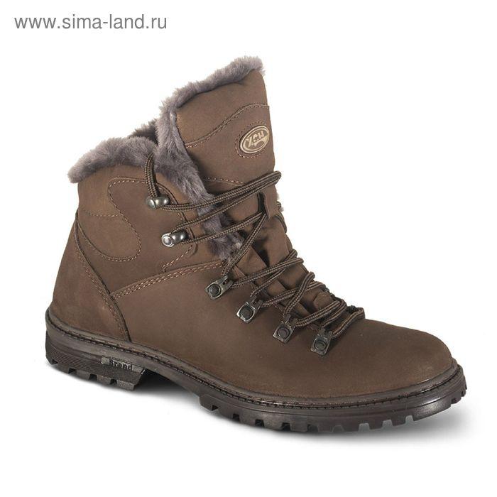 """Ботинки мужские""""Фривей"""" зима  р-р  46"""