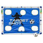 """Разборные футбольные ворота с тренировочными сетками """"Madcador 3 в 1"""" (сетка-мишень, сетка-отражател"""