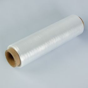 Пленка пищевая, белая, 22,5 см х 250 м, 8 мкм, 280 гр