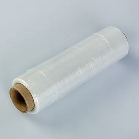 Пленка пищевая, белая, 22,5 см х 300 м, 8 мкм, 345 гр
