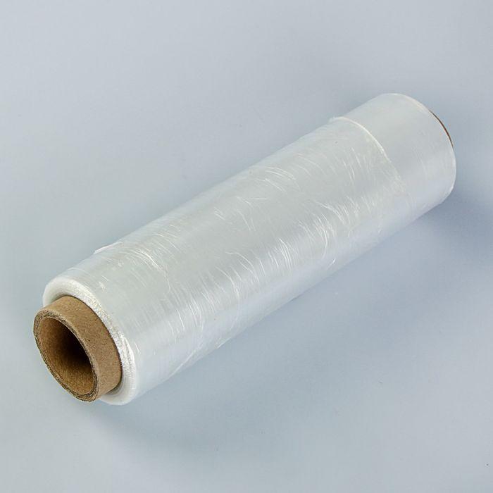 Пленка пищевая, белая, 22,5 см х 300 м, 8 мкм, 345 гр - фото 308015363