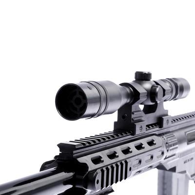 Автомат пневматический «Снайпер», с лазером