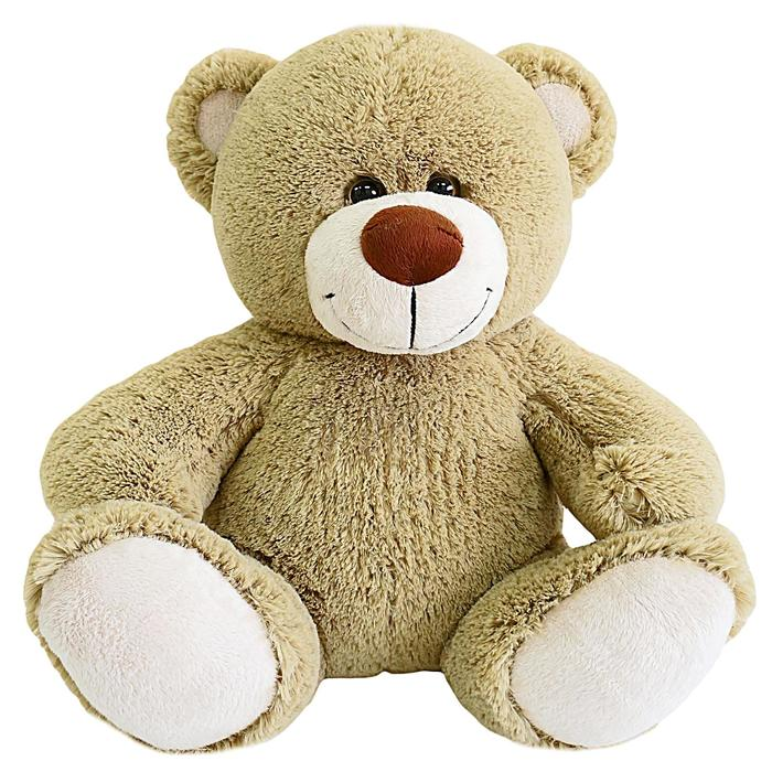 Мягкая игрушка Premium Quality «Мишка Вилли», 60 см, цвет песочный