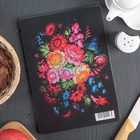 Доска разделочная «Цветочная композиция», 25×16,5×0,6 см
