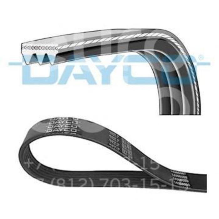 Ремень приводной Dayco 3PK740
