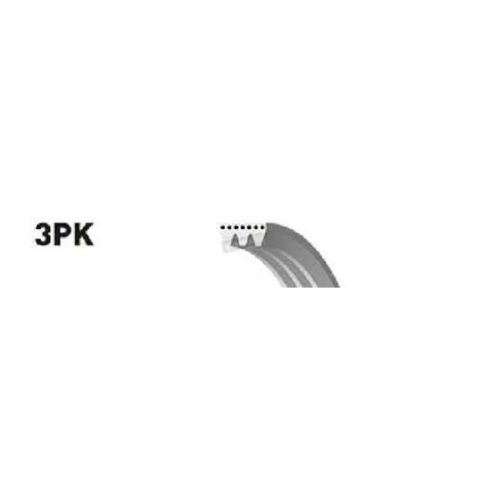 Ремень приводной Gates 3PK905