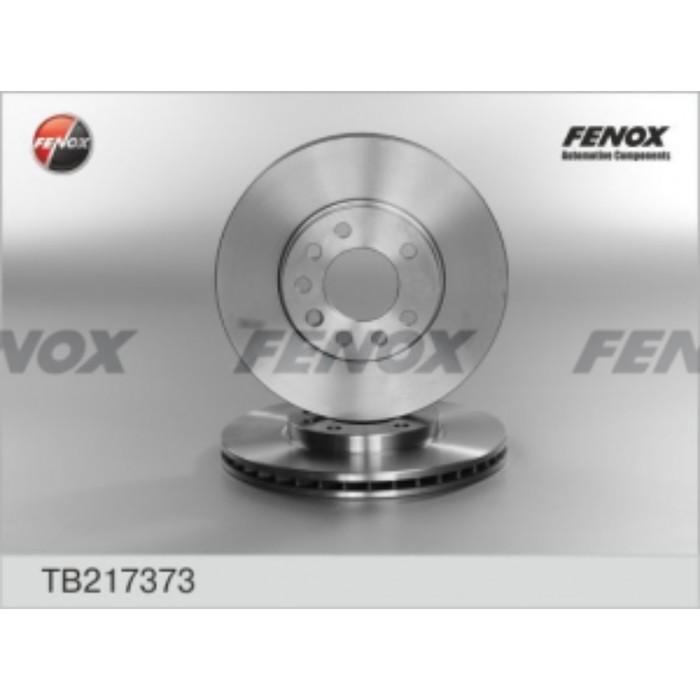 Диск тормозной Fenox tb217373